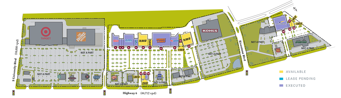 RiverstoneShoppingCenter_siteplan