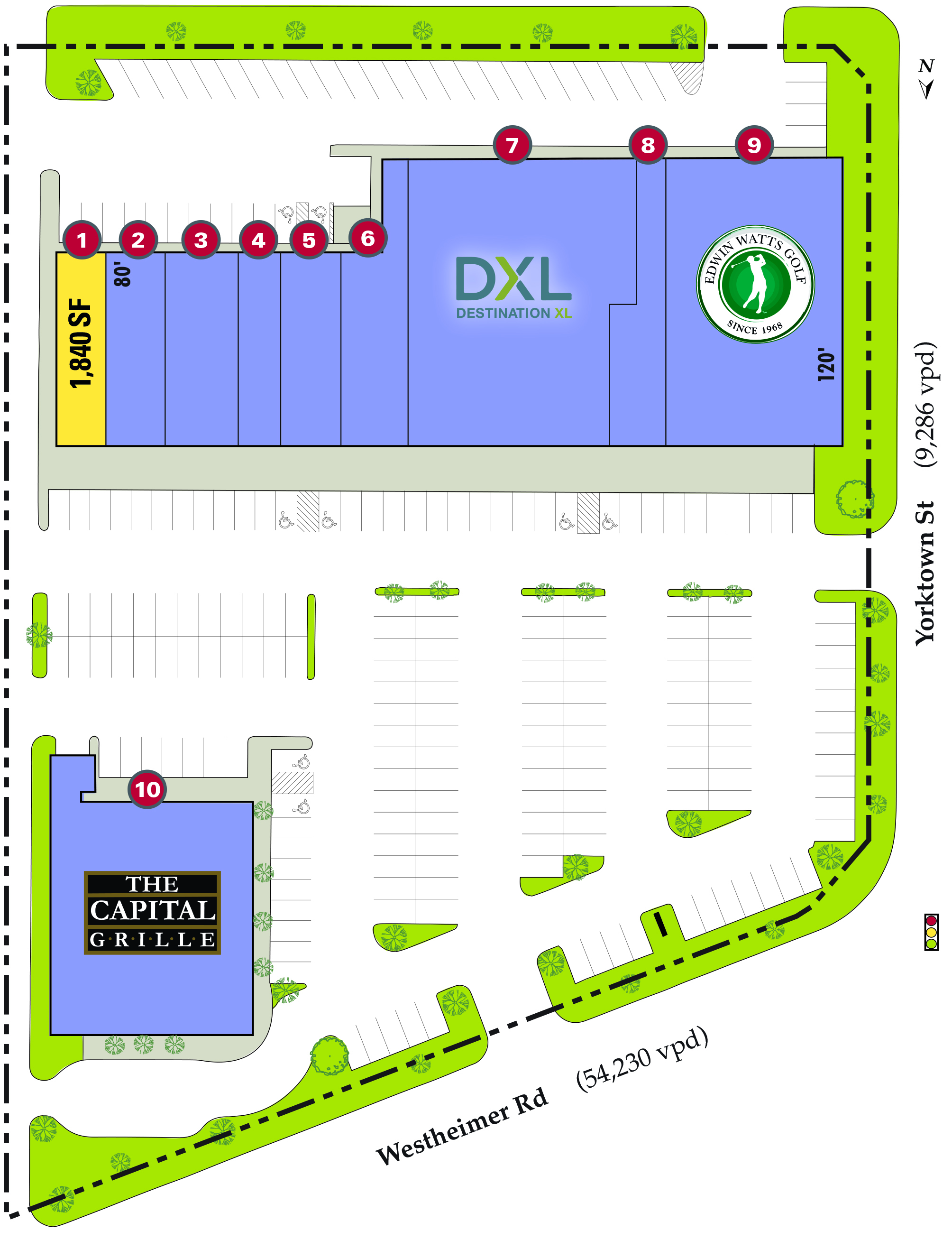 Uptown Collection_SitePlan